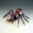 Beast Wars - Transmetal 2 - Blackarachnia - Loose - 100% Complete