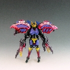 Beast Wars - Transmetal 2 - Blackarachnia - Loose - Missing Claw