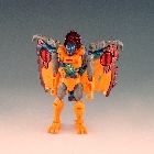 Beast Wars - Transmetal 2 - Nightglider - Loose - Missing Sword