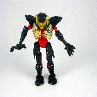 Beast Wars - Transmetals 2 - Optimus Minor - Loose - Near Complete!