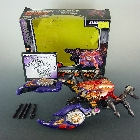 Beast Wars  - Transmetals - Rampage - MIB - 100% Complete