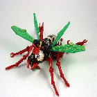 Beast Wars - Transmetal 2 - Waspinator - Loose - 100% Complete!