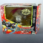 Japanese Beast Wars - Clear Beast Convoy - MIB - 100% Complete