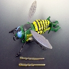 Beast Wars - Deluxe Waspinator -  Loose - 100% Complete