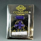 CDMW-03* Mean Robot Power Parts - Purple Version - MOSC