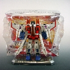 Masterpiece Starscream Japanese US Edition - MIB - 100% Complete