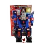 Car Robots - C-027 Brave Maximus - MIB - 100% Complete