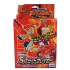 Car Robots - C-026 Super Speedbreaker/Side Burn - MIB - 100% Complete