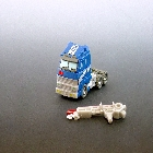 Cybertron - Armorhide - Loose - Missing Silver Earth key