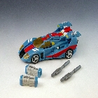 Cybertron - Blurr - Loose - Missing Cyber Key