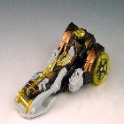 Cybertron - Brakedown - Loose - Missing Key