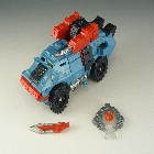 Cybertron - Cybertron Defense Hot Shot - Loose - Near Complete