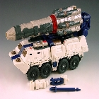 Cybertron - Cybertron Defense Red Alert - Loose - As Is
