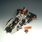 Cybertron - Galvatron - Loose - 100% Complete