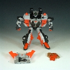 Cybertron - Override GTS - Loose - 100% Complete
