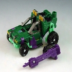 Cybertron - Hardtop - Loose - Missing key