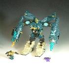 Cybertron  - Menasor - Loose - 100% Complete