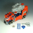 Cybertron - Optimus Prime - Loose - 100% Complete