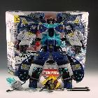 Cybertron - Primus w/ Unicron Head - MIB - 100% Complete