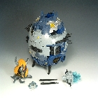 Cybertron - Primus w/ Unicron Head - Loose - 100% Complete