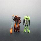 Cybertron -  Mini-Con 2-pack - Sky Lynx vs. Thunderblast - Loose - 100% Complete