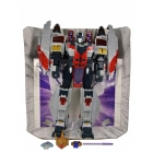 Cybertron - Supreme Starscream - MIB - 100% Complete