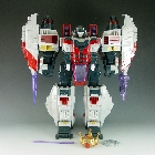 Cybertron - Supreme Starscream - Near Complete