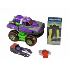 Cybertron - Wal-Mart exclusive - Dirt Boss with Downshift - Loose - 100% Complete