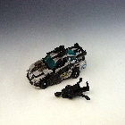 DOTM - Autobot Armor Topspin - Loose - 100% Complete