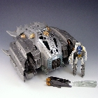 DOTM - Autobot Ark with Autobot Roller - Loose - 100% Complete