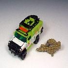 DOTM - Mechtech Deluxe Class -  Autobot Ratchet - Loose - 100% Complete