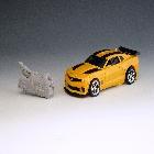 DOTM - Mechtech Deluxe Class - Series 01 - Bumblebee - Loose - 100% Complete
