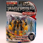 DOTM - Human Alliance - Series 03 - Master Disaster w/ Decepticon Drag Strip