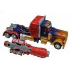 DOTM - Lunarfire Optimus Prime - Loose - 100% Complete