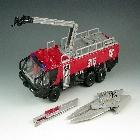 DOTM - Mechtech Leader Class - Series 01 - Sentinel Prime - Loose - 100% Complete