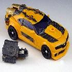 DOTM - MechTech Deluxe - Nitro Bumblebee - Loose - 100% Complete