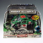DOTM - Human Alliance - Series 02 - Roadbuster w/ Sergeant Recon