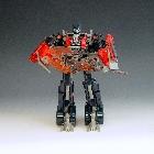 DOTM - Mechtech Voyager Class - Series 03 - Fireburst Optimus Prime - Loose - 100% Complete