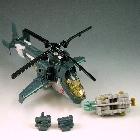 DOTM - Mechtech Voyager Class - Skyhammer - Loose  - 100% Complete