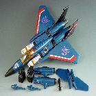 Encore #11 Thundercracker Only - Loose - Near Complete