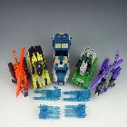 Energon - Bruticus Maximus - Loose - Missing 4 energon chips