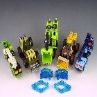 Energon - Construction Maximus - Loose - Missing 4 energon chips