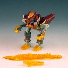 Energon - Doom-Lock - Loose - Missing Energon Chip