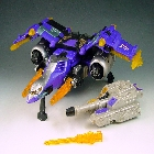 Energon - Super class - Galvatron - Loose - Missing Missile