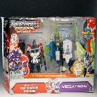 Energon - Powerlinx Optimus Prime versus Megatron - MIB - 100% Complete