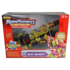 Energon - Six Shot - MISB