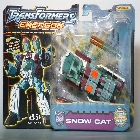 Energon - Snowcat - MOSC