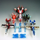 Energon - Superion Maximus - Loose - Missing 4 energon chips