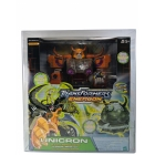 Energon - Unicron Orange version - AFA 85