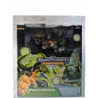 Energon - Unicron Black version - AFA 85